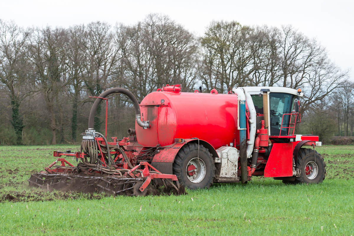 Biosolids Sludge and Manures
